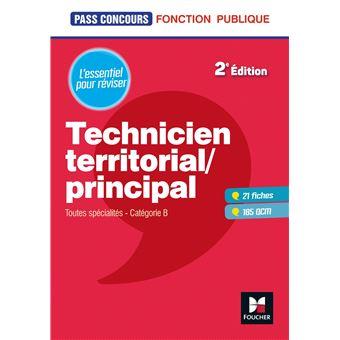 Technicien territorial broch marc aubry philippe - Grille indiciaire technicien territorial 2014 ...