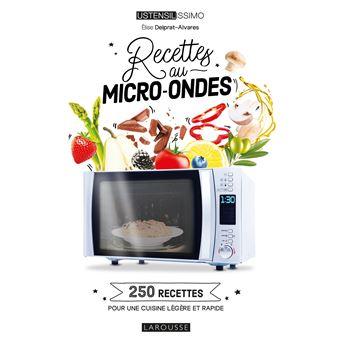 Cuisiner au micro ondes cartonn elise delprat alvares - Cuisiner au micro onde ...