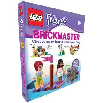 Lego Friends -  : Chasse au trésor à Heartlake City