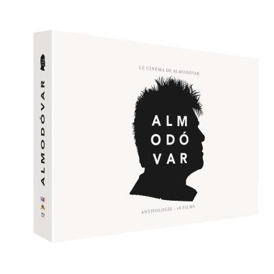 Le cinéma dAlmodovar Anthologie 18 films 17 Blu-ray + 1 DVD