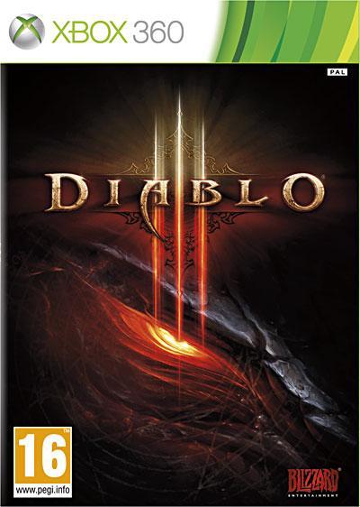 Diablo 3 Xbox 360 - Xbox 360
