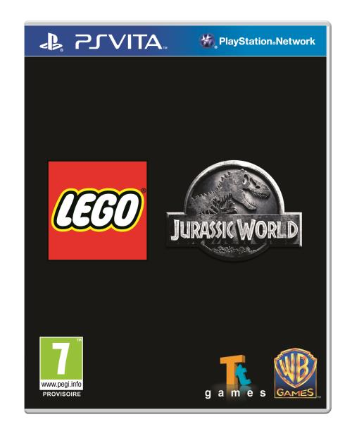 Lego Jurassic World PS Vita - PS Vita