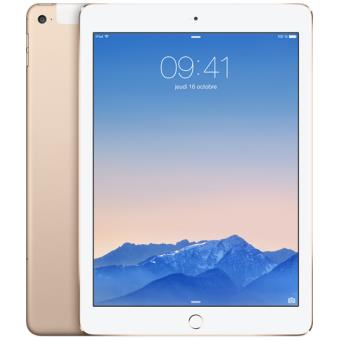 apple ipad air 2 32 go wifi 4g or 9 7 tablette. Black Bedroom Furniture Sets. Home Design Ideas