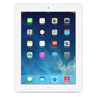 apple ipad retina blanc 9 7 led 16 go wifi tablette. Black Bedroom Furniture Sets. Home Design Ideas