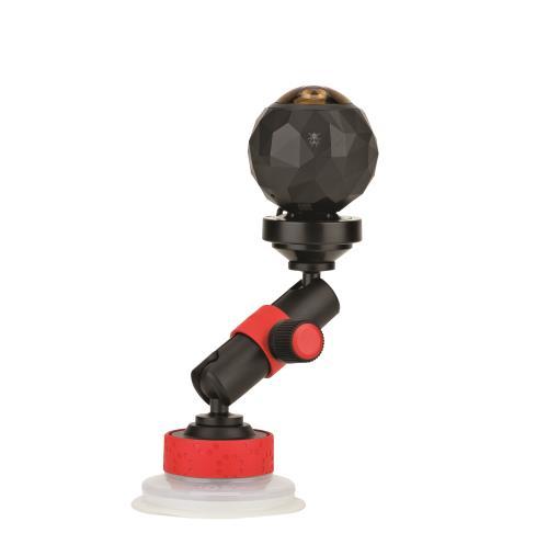 Kit Joby Fixation et Bras Flexible Locking Arm pour GoPro