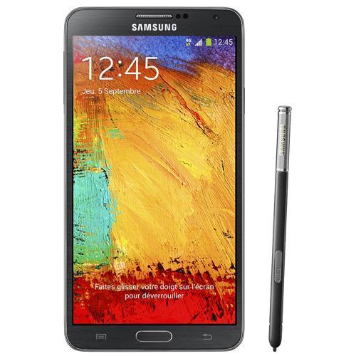 Samsung Galaxy Note  N Noir a w