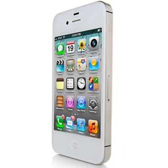apple iphone 4s 16 go blanc reconditionn neuf fnac smartphone sous ios. Black Bedroom Furniture Sets. Home Design Ideas
