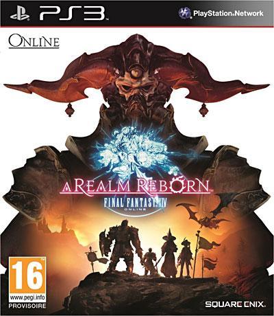 Final Fantasy 14 A Realm Reborn PS3 - PlayStation 3