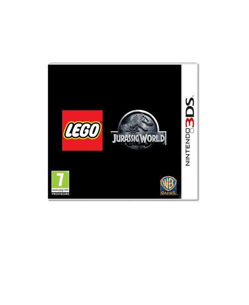 Lego Jurassic World 3DS - Nintendo 3DS