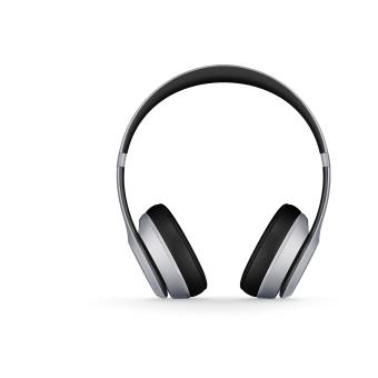 casque beats solo 2 wireless gris sid ral casque audio. Black Bedroom Furniture Sets. Home Design Ideas