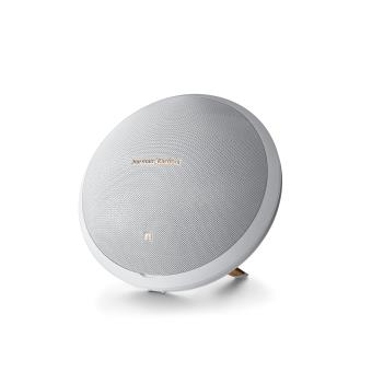 enceinte harman kardon onyx studio 2 blanc bluetooth mini enceintes meilleur prix. Black Bedroom Furniture Sets. Home Design Ideas