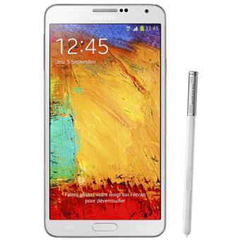 Samsung Galaxy Note  N Blanc a w