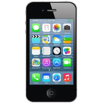apple iphone 4s 32 go noir reconditionn neuf fnac smartphone fnac. Black Bedroom Furniture Sets. Home Design Ideas