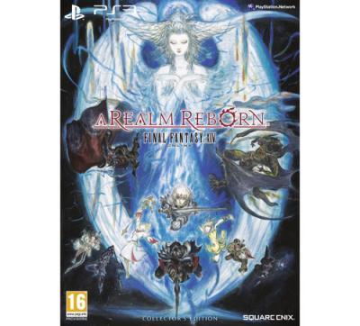 Final Fantasy 14 A Realm Reborn Edition Collector PS3 - PlayStation 3