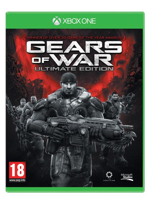 Gears of War Ultimate Edition Xbox One - Xbox One