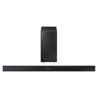 barre de son samsung hw j450 300w bluetooth barre de son achat prix fnac. Black Bedroom Furniture Sets. Home Design Ideas