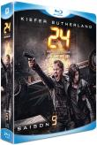 24 heures chrono - Saison 9 : Live Another Day (Blu-Ray)
