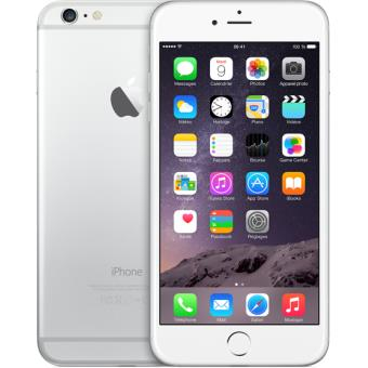 apple iphone 6 plus 128 go 5 5 39 39 argent smartphone sous ios achat prix fnac. Black Bedroom Furniture Sets. Home Design Ideas
