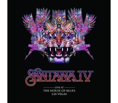 Santana IV Live at The House of Blues Las Vegas Vinyle Gatefold Inclus DVD bonus