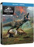 Jurassic World : Fallen Kingdom - Édition SteelBook Blu-ray + Digital