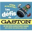 Gaston Lagaffe - Les défis de Gaston