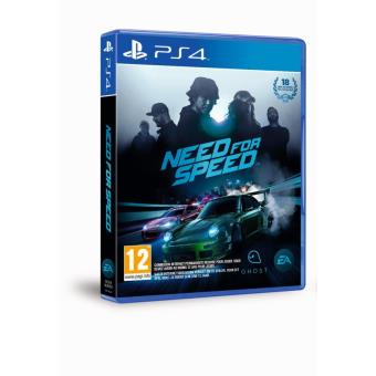 need for speed ps4 sur playstation 4 jeux vid o achat prix fnac. Black Bedroom Furniture Sets. Home Design Ideas