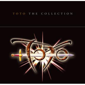 the collection coffret 7 cd 1 dvd toto cd album achat prix fnac. Black Bedroom Furniture Sets. Home Design Ideas