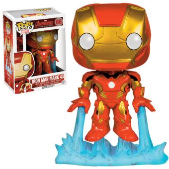 Figurines IRon Man à 70% @ Fnac  Betadeals