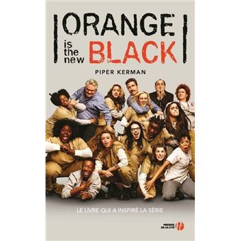orange is the new black broch piper kerman achat. Black Bedroom Furniture Sets. Home Design Ideas