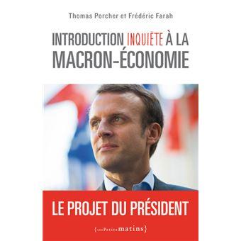 Introduction inquiète à la macro-économie