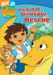 Diego : The Great Dinosaur Rescue - Nintendo DS