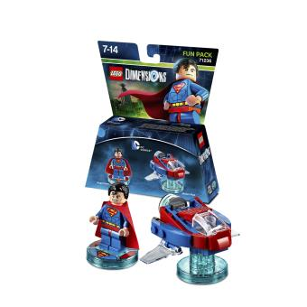 Occasion/Soldes  Lego Dc Universe Super Heroes Porte Cle Figurine Superman