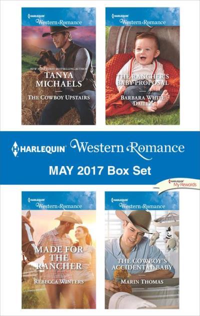 Harlequin Western Romance May 2017 Box Set