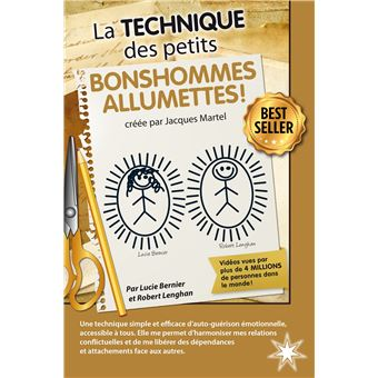 la technique des petits bonshommes allumettes broch lucie bernier robert lenghan achat. Black Bedroom Furniture Sets. Home Design Ideas