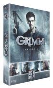 Grimm Saison 5 DVD (DVD)