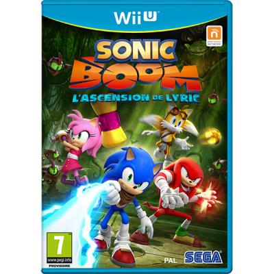Sonic Boom L'Ascension de Lyric Wii U - Nintendo Wii U