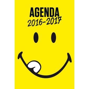 Agenda 2016 2017 smiley broch smileyworld livre tous for Agenda moleskine 2016 2017