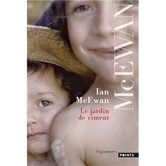 Le Jardin de ciment d'Ian McEwan 1540-1
