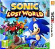 Sonic Lost World 3DS - Nintendo 3DS