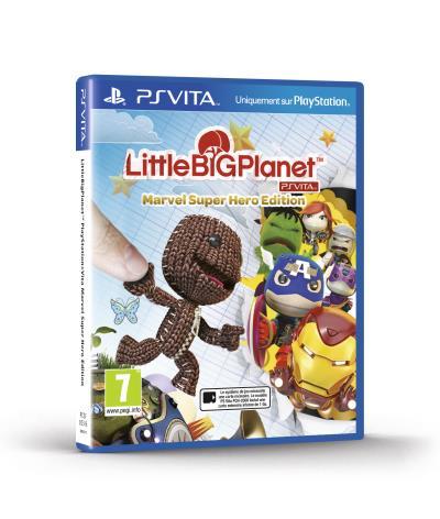 Little Big Planet Marvel Super Hero Edition PS Vita - PS Vita