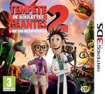 Temp�te de Boulettes G�antes 2 3DS - Nintendo DS
