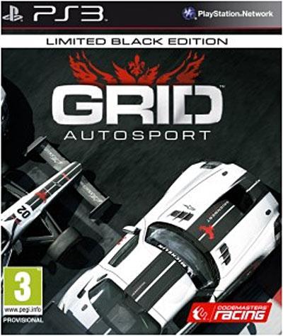GRID Autosport Black Edition PS3 - PlayStation 3