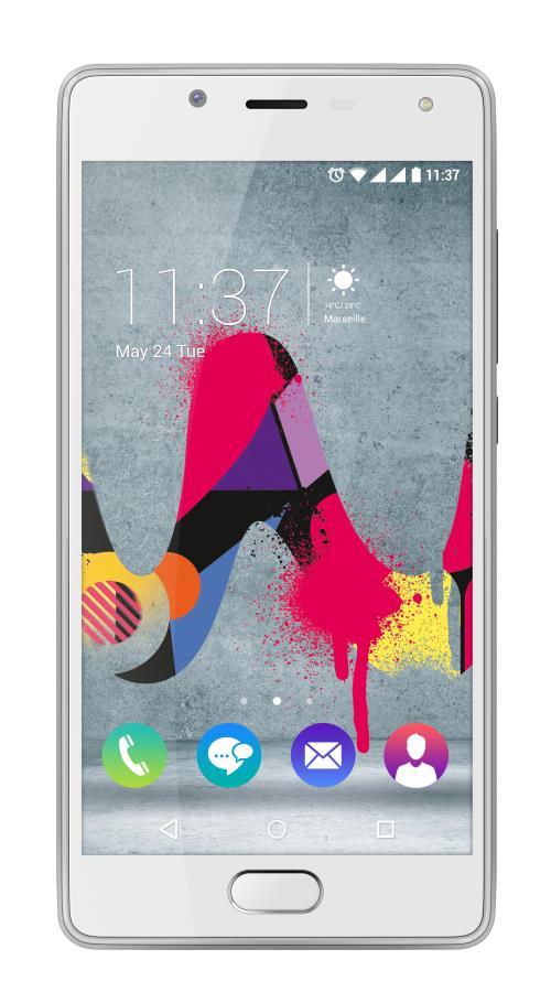 Smartphone Wiko U Feel Lite 16 Go Double SIM Or Rose