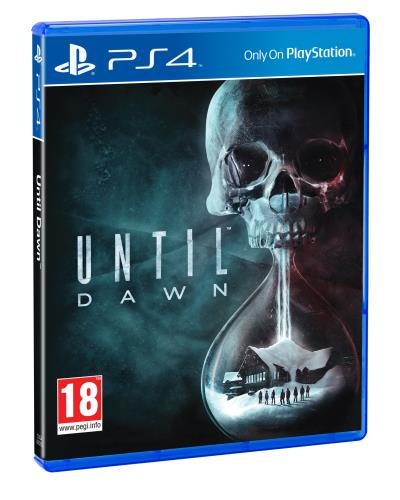 Until Dawn PS4 - PlayStation 4