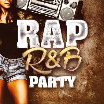 Rap r 39 n 39 b party various cd album achat prix fnac for Achat maison rap
