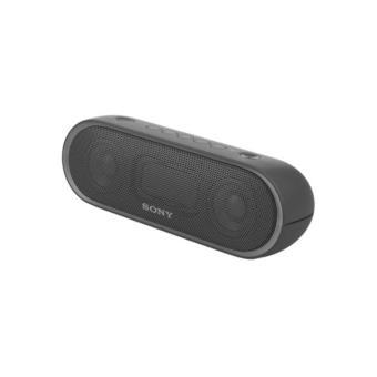 enceinte portable bluetooth sony srsxb20 noire mini. Black Bedroom Furniture Sets. Home Design Ideas