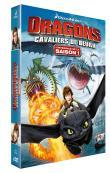 Dragons - L'intégrale de la saison 1 : Cavaliers de Beurk (DVD)