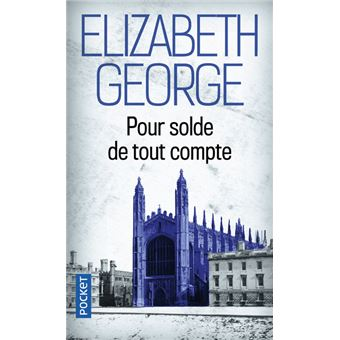 pour solde de tout compte poche elizabeth george livre tous les livres la fnac. Black Bedroom Furniture Sets. Home Design Ideas