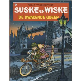 Suske en Wiske - De kwakende queen (SC)