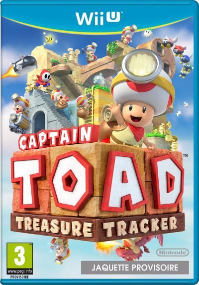 Captain Toad Treasure Tracker Wii U - Nintendo Wii U